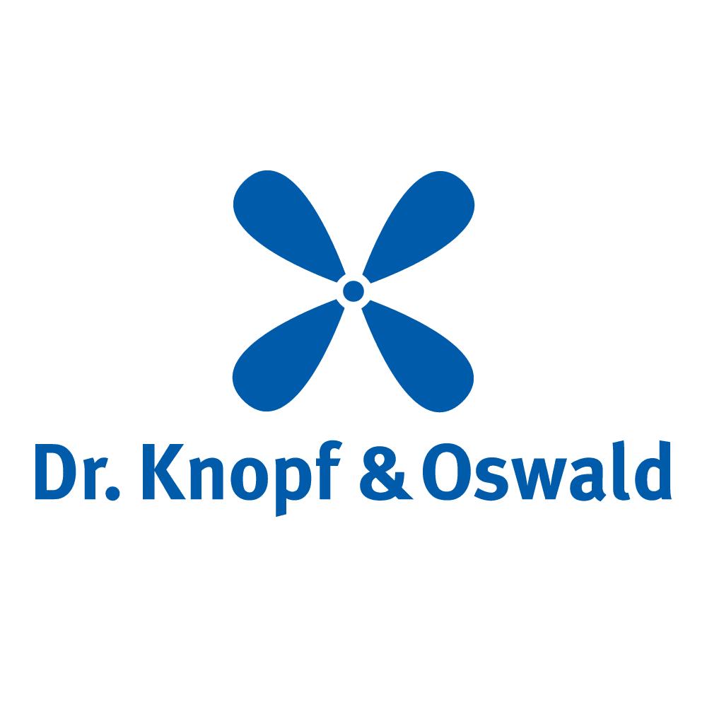 Logodesign Dr. Knopf & Oswald